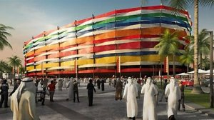 Proposed Complex for FIFA World Cup 2022 in Qatar