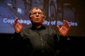 Jan Gehl, architect, design consultant and founding partner of Gehl Architects.