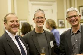 Jeff Speck (center) at the 2013 Livable Communities Leadership Award reception at the National Trust for Historic Preservation on May 15, 2013. Image Source: http://www.flickr.com/photos/14016848@N00/8744872564/