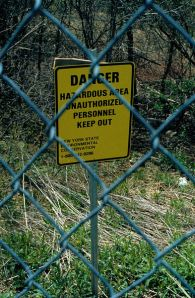 Love_Canal_-_Danger_Hazardous_Area_sign