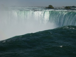 Niagara Falls - Creative Commons, 11/12/13