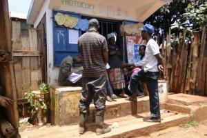 Nairobi Settlement Profiling. Picture courtesy of Flickr, December 2013.