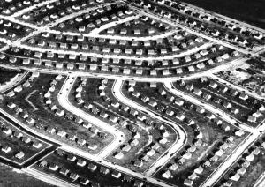 Suburban living in Levittown, NY, accessed 2/18/2014, theatlantic.com