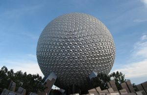 Spaceship Earth at EPCOT - Wikimedia Commons, 02/16/2014