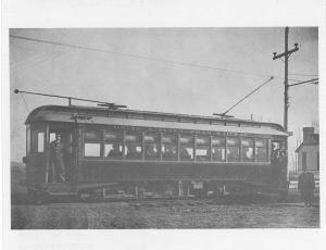 Boise Interurban Railway car #1 on State St.,  http://farrit.lili.org/, Accessed 3/4/2014.
